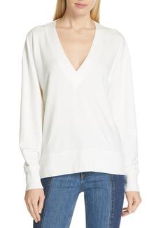 rag & bone/JEAN Flora Oversize Cotton Sweater