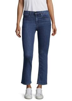 rag & bone/JEAN Hana Boot-Cut Crop Jeans