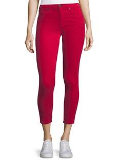 rag & bone/JEAN High-Rise Ankle Skinny Jeans