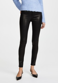Rag & Bone/JEAN High Rise Skinny Leather Pants