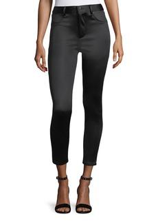 Rag & Bone High-Rise Skinny-Leg Jeans