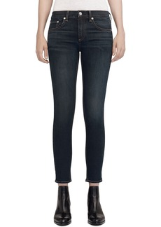rag & bone High Waist Ankle Skinny Jeans (Bedford)