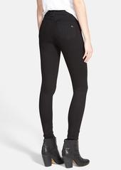 rag & bone High Waist Leggings (Black)