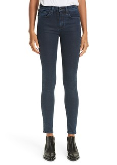 rag & bone/JEAN High Waist Skinny Jeans