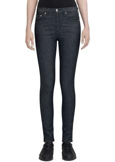 rag & bone/JEAN High Waist Skinny Jeans (Indigo)