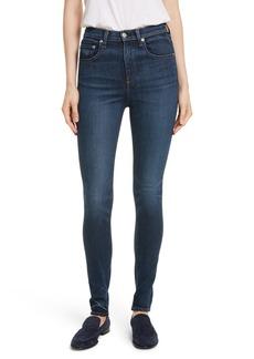 rag & bone/JEAN High Waist Skinny Jeans (Shirley)