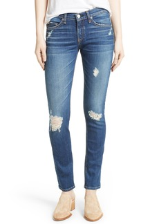 rag & bone/JEAN High Waist Slim Jeans (Canyon)