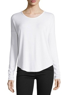 rag & bone/JEAN Hudson Long-Sleeve T-Shirt