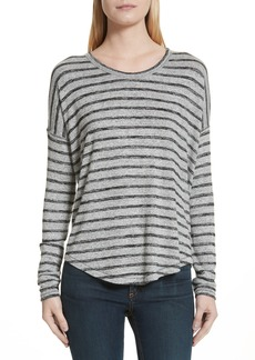 rag & bone/JEAN Hudson Stripe Top