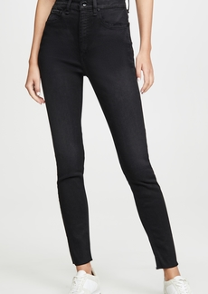 Rag & Bone/JEAN Jane Super High Rise Skinny Jeans
