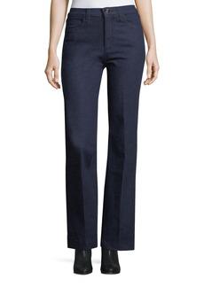 rag & bone/JEAN Justine High-Rise Wide-Leg Trouser Jeans