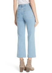 369906c05cf36 ... rag   bone JEAN Justine High Waist Wide Leg Trouser Jeans (Broken Nelly)