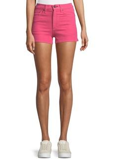 Rag & Bone Justine Slim-Fit Denim Shorts