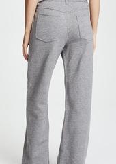 Rag & Bone/JEAN Justine Wide Leg Sweatpants