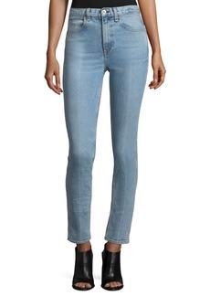 rag & bone/JEAN Lou High-Rise Skinny Jeans