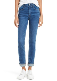 rag & bone/JEAN Lou High Waist Skinny Jeans (Northwood)