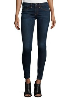 rag & bone/JEAN Low-Rise Skinny Jeans