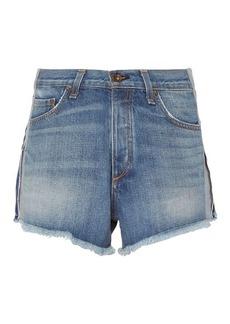Rag & Bone/JEAN Marilyn Reverse Cut Off Shorts