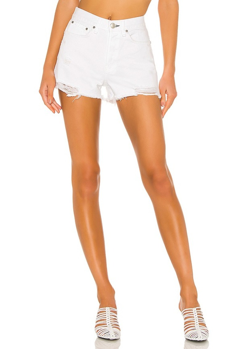 Rag & Bone Maya High Rise Short