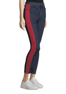 Rag & Bone Mazie Skinny Jeans with Side Stripe