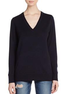 rag & bone/JEAN Merino Wool V-Neck Sweater