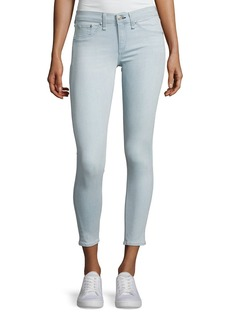 rag & bone/JEAN Mid-Rise Skinny Capri Jeans
