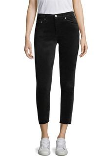 rag & bone/JEAN Cropped Skinny Jeans