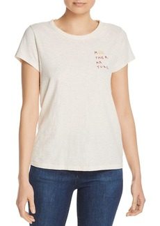 rag & bone Mother Nature Tee