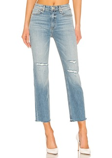 rag & bone/JEAN Nina High Rise Ankle Cigarette