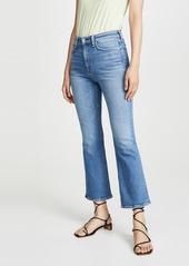 Rag & Bone/JEAN Nina High-Rise Ankle Flare Jeans