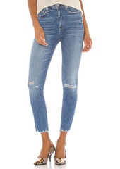 Rag & Bone Nina High Rise Ankle Skinny