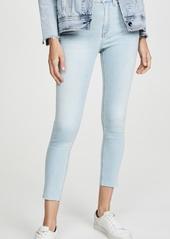 Rag & Bone/JEAN Nina High-Rise Ankle Skinny Jeans
