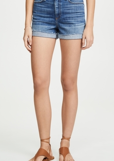 Rag & Bone/JEAN Nina High Rise Shorts