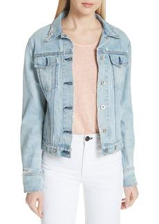 rag & bone/JEAN Oversize Denim Jacket