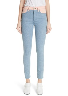 rag & bone/JEAN Phila Skinny Jeans (Nelly/Prairie)