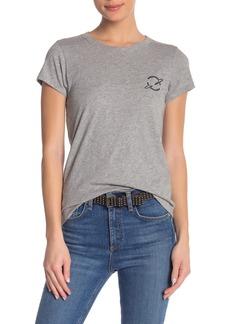 rag & bone Planet Logo Cotton T-Shirt