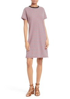 rag & bone/JEAN Racer Cotton T-Shirt Dress