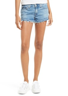 rag & bone/JEAN Released Hem Denim Shorts (Tully)