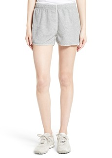 rag & bone/JEAN Rocky Terry Cloth Shorts
