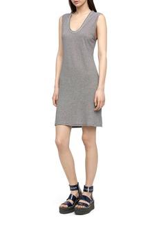 rag & bone/JEAN Ryder Linen Blend Dress