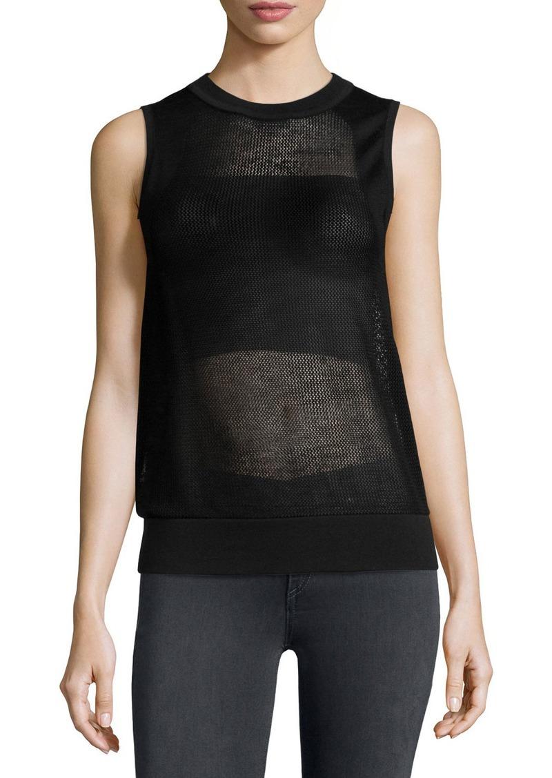rag & bone/JEAN Shea Mesh Vest