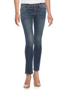 rag & bone/JEAN Skinny Boyfriend Jeans
