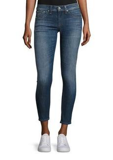 rag & bone/JEAN Skinny Capri Denim Jeans