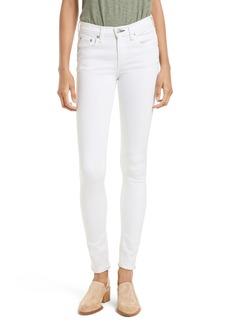 rag & bone/JEAN Skinny Jeans (Blanc)