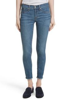 rag & bone/JEAN Skinny Jeans (Lucky Rouge)