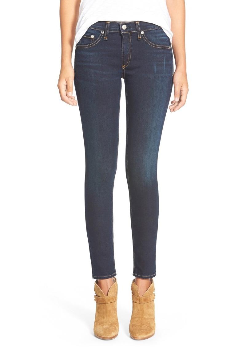 rag & bone Skinny Stretch Jeans (Bedford)