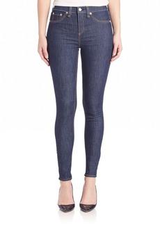 rag & bone/JEAN Slim Fit Skinny Jeans