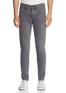 rag & bone Super Slim Fit Jeans in Vesuvio