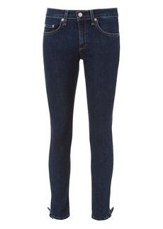 Rag & Bone/JEAN Stevie Bow Capri Jeans
