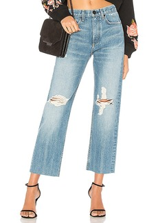 rag & bone/JEAN Straight Jean. - size 23 (also in 24,25,26,27,28,29,30)